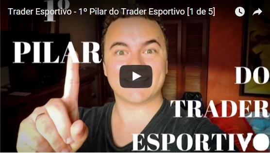 Trader Esportivo – 1º Pilar do Trader Esportivo [1 de 5]
