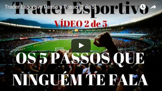 Trader Esportivo – Curso Gratuito de Investimento em Futebol [PARTE 2 de 5]