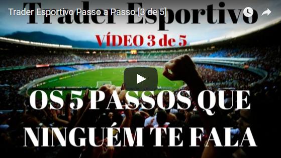 Trader Esportivo – Curso Gratuito de Investimento em Futebol [PARTE 3 de 5]