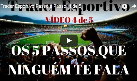 Trader Esportivo – Curso Gratuito de Investimento em Futebol [PARTE 4 de 5]