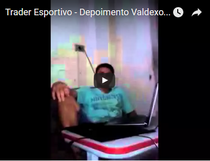 Trader Esportivo – Depoimento Valdexon para Dener Santos