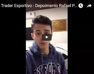Trader Esportivo – Depoimento Rafael Para Dener Santos