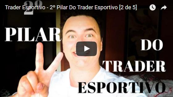Trader Esportivo – 2º Pilar do Trader Esportivo [2 de 5]