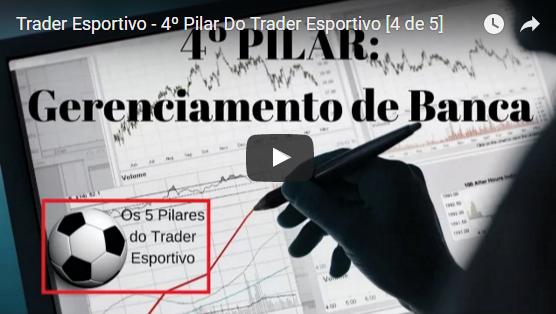 Trader Esportivo – 4º Pilar do Trader Esportivo [4 de 5]