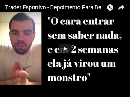 Depoimento – Marcelo Soares Fala Sobre o Dener Santos