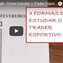 Trader Esportivo LifeStyle – Como Estudar o Trader Esportivo?